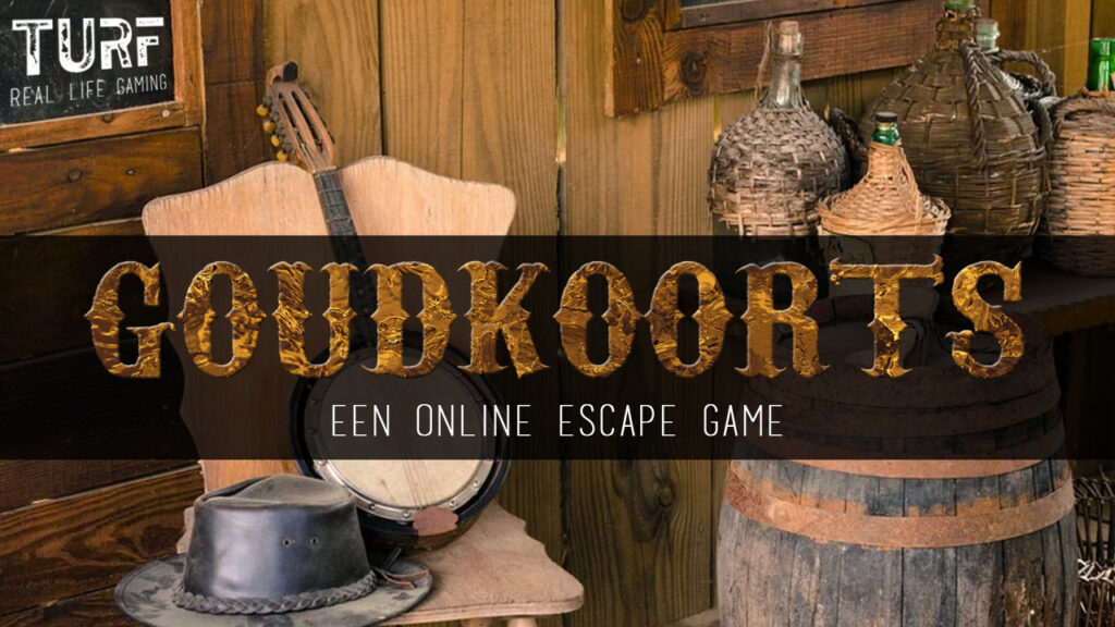 online escape game goudkoorts